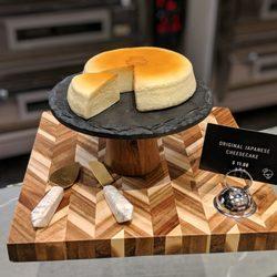 Uncle Tetsu Japanese Cheesecake