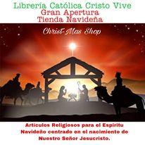 Libreria Catolica Cristo Vive Inc.