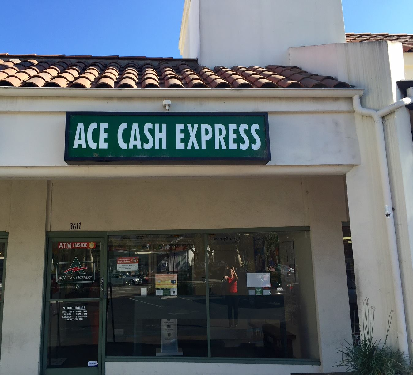 ACE Cash Express 3611 State St, Santa Barbara