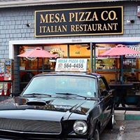 Mesa Pizza Co