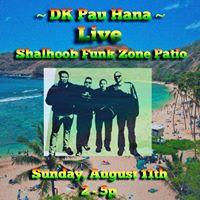 Shalhoob's Funk Zone Patio