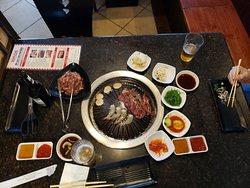 Kimchi Korean BBQ