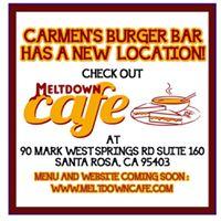 Carmen's Burger Bar