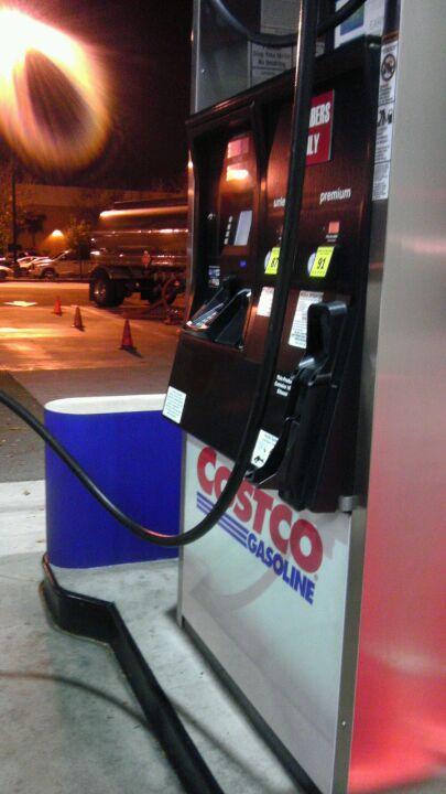 Costco Gas Station 1616 E Hammer Ln, Stockton