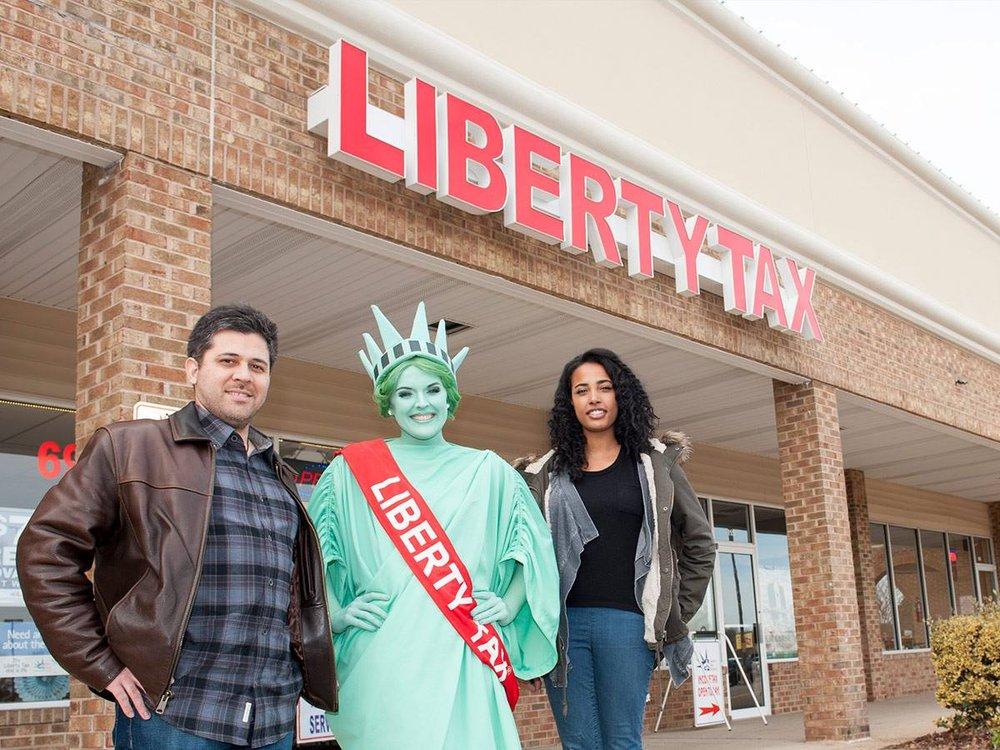 Liberty Tax Service 7555 Pacific Ave Suite 123, Stockton