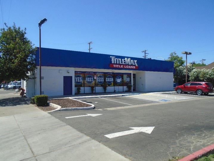 TitleMax 611 N Wilson Way, Stockton