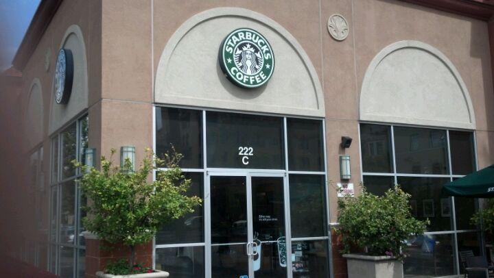 Starbucks Stockton