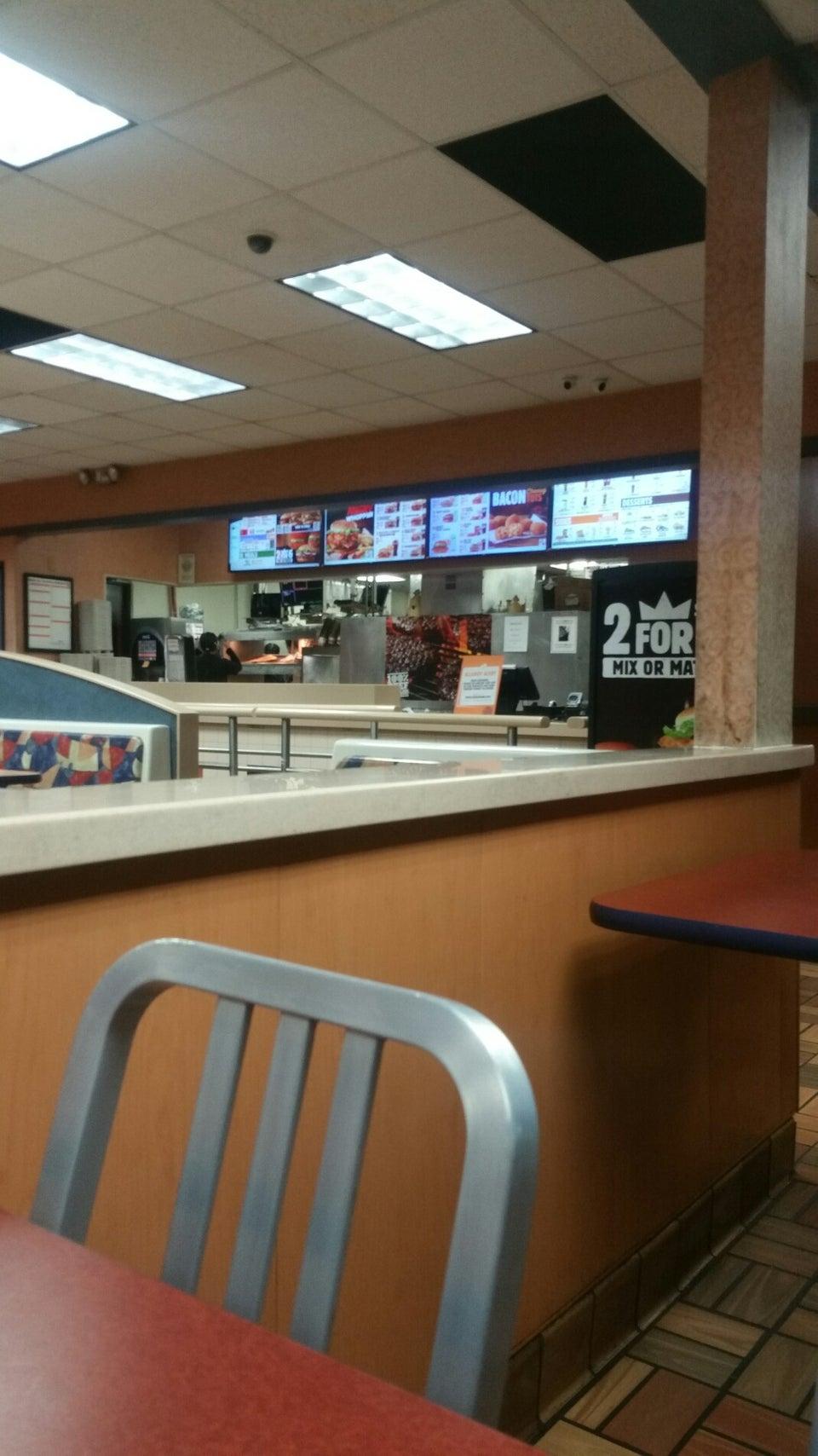Burger King Stockton