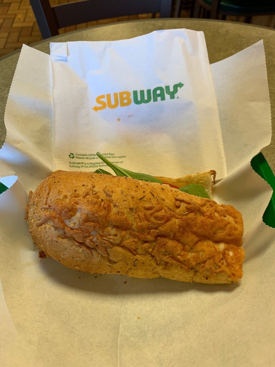 Subway Stockton