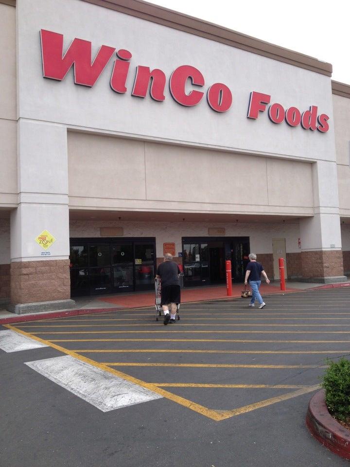 WinCo 5110 Montauban Ave, Stockton