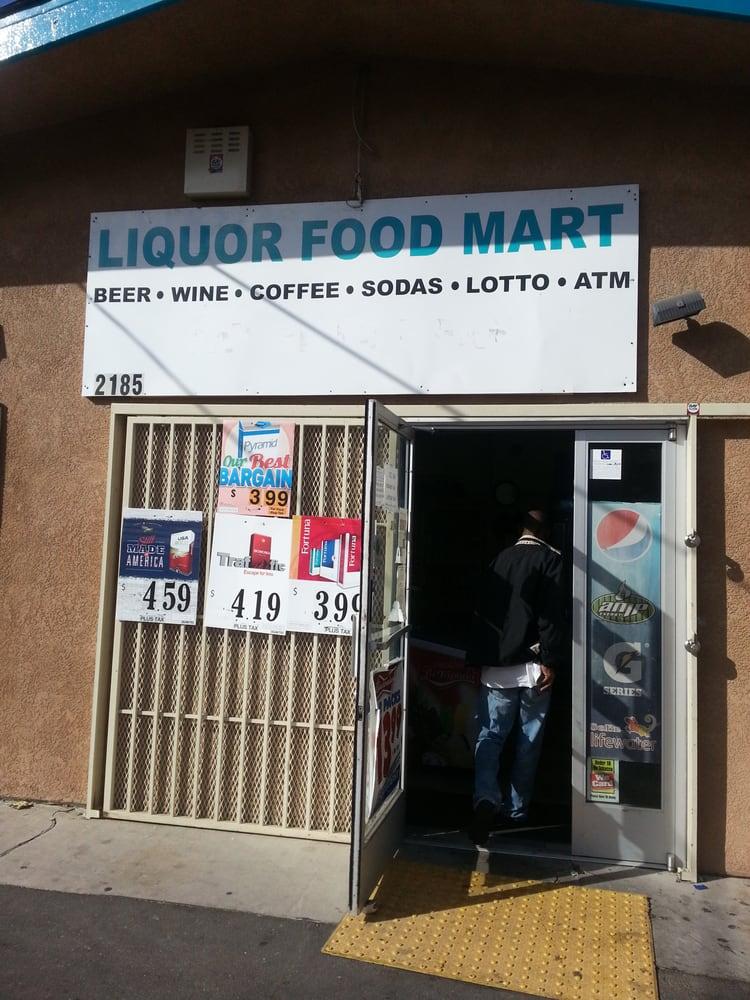 Food Mart 2185 E Fremont St, Stockton