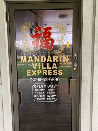 Mandarin Villa Express