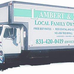 Lambert & Son Moving