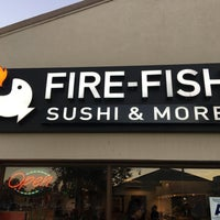 Fire-Fish Sushi & More