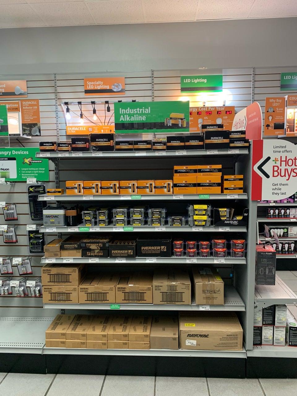 Batteries Plus Bulbs 18541 Hawthorne Blvd, Torrance