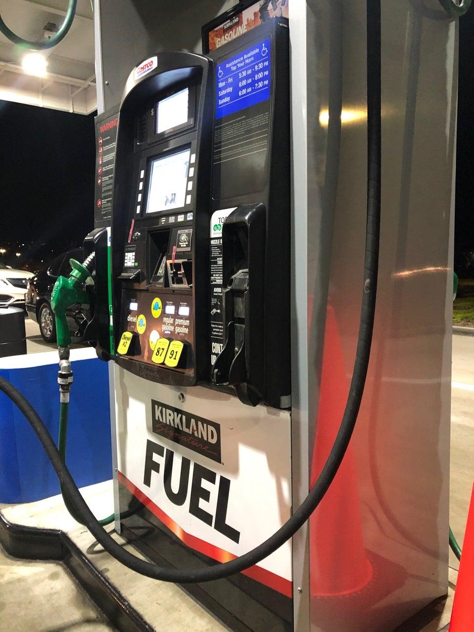 Costco Gas Station 2640 Lomita Blvd, Torrance