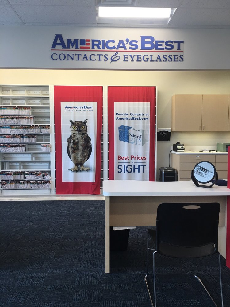 America's Best Contacts & Eyeglasses 19800 Hawthorne Blvd Suite 200, Torrance