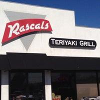 Rascals Teriyaki Grill