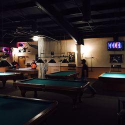 Sharkey's Family Billiards & Pizza