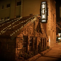 The Den - West Hollywood Bar - Restaurant - With Two Patios For Outdoor Drinking & Outdoor Dining