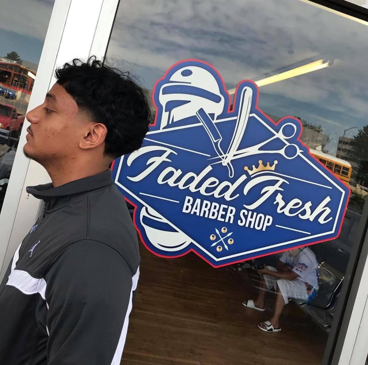 Faded Fresh Barbershop
