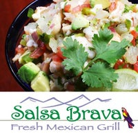 Salsa on the Rock Fresh Mexican Grill