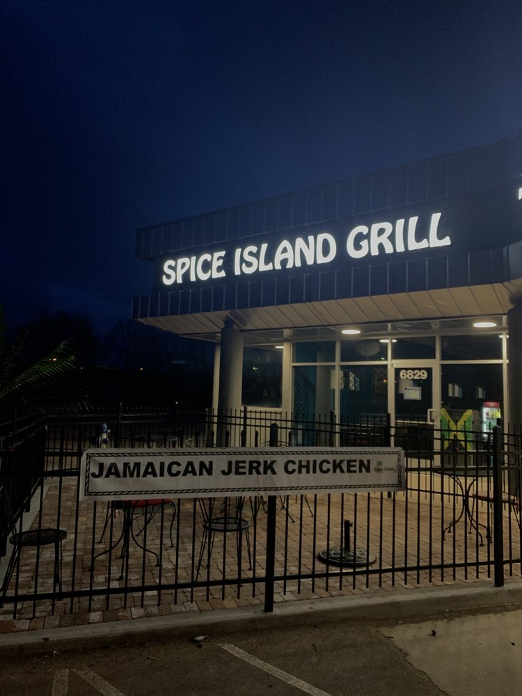 Spice Island Grill (East)