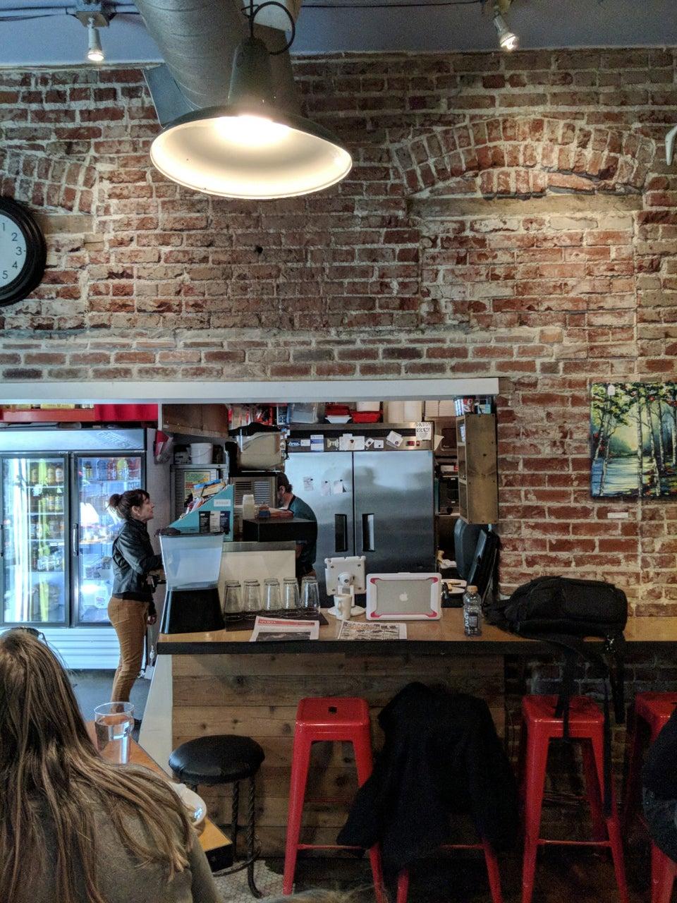 Maci Cafe 1575 Boulder St Suite B, Denver