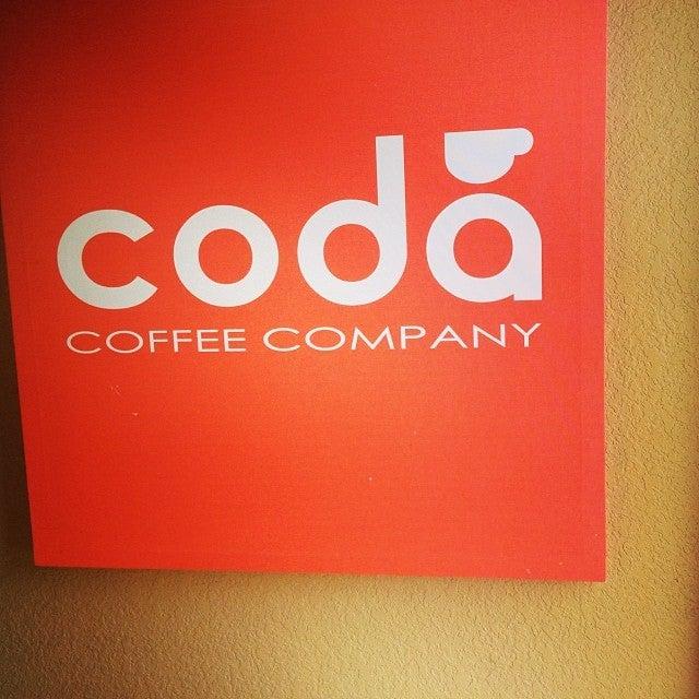 Coda Coffee 1751 E 58th Ave, Denver
