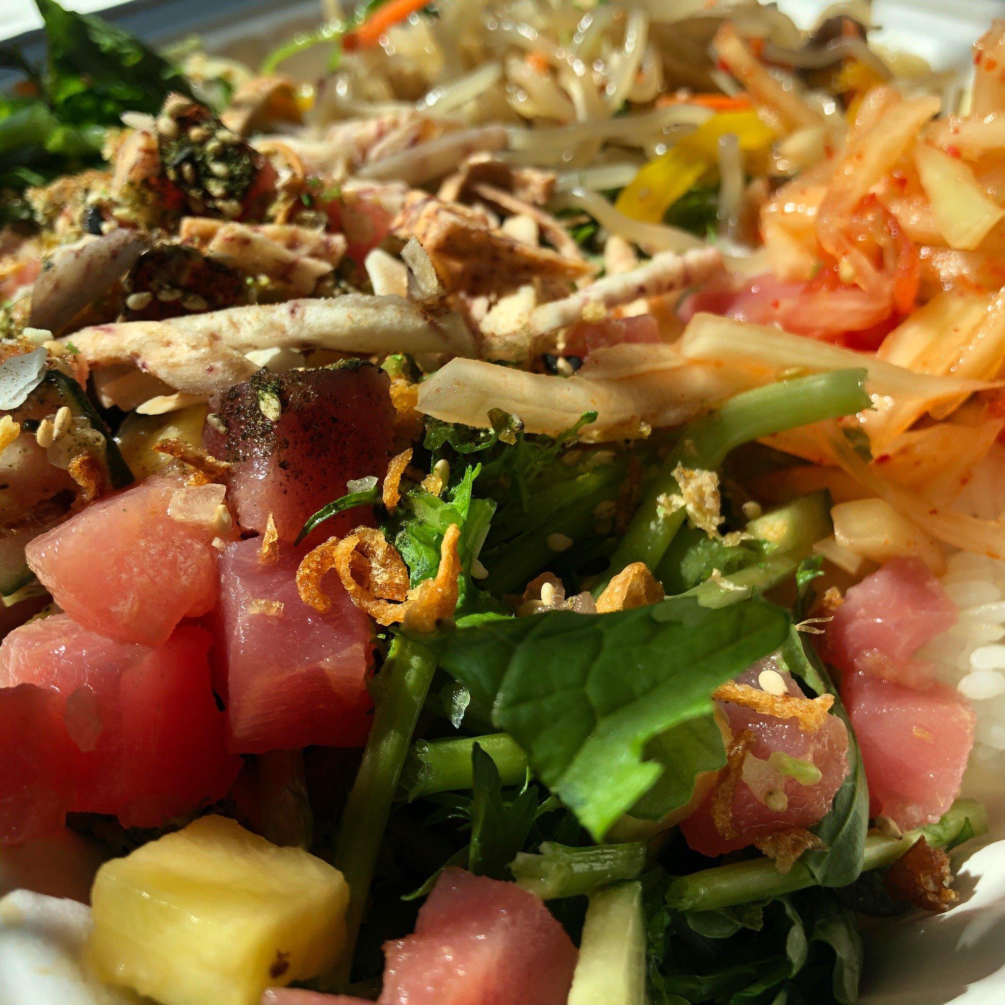 Turtle Boat - Colorado Poki Salads 2231 S Broadway, Denver