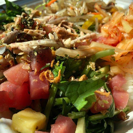 Turtle Boat - Colorado Poki Salads
