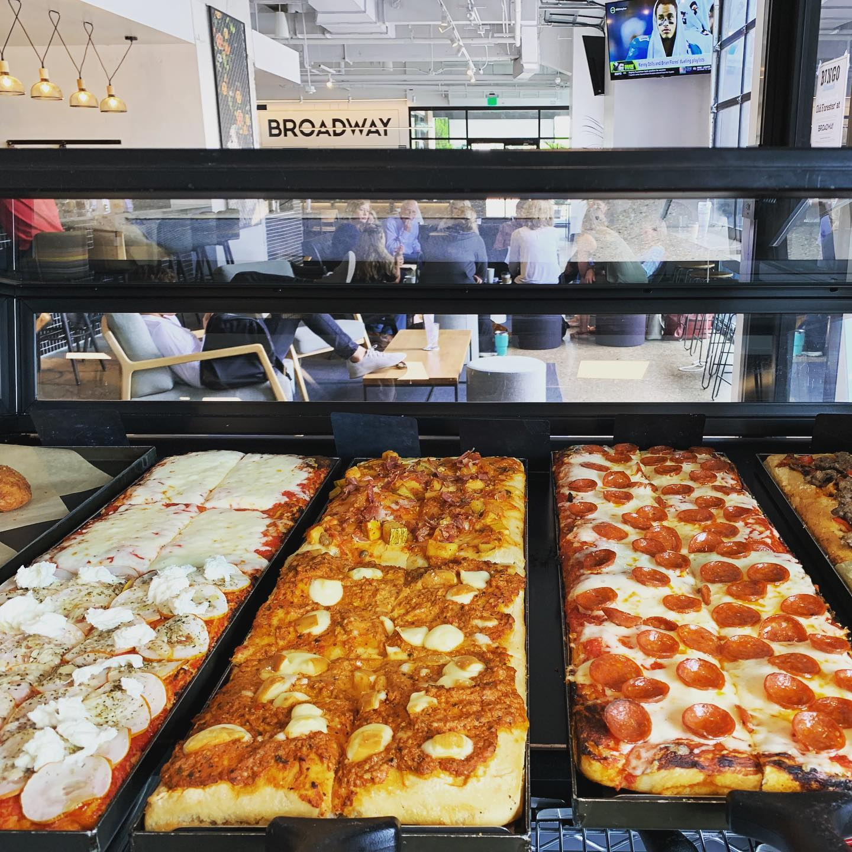 Pizzeria Coperta 950 N Broadway, Denver