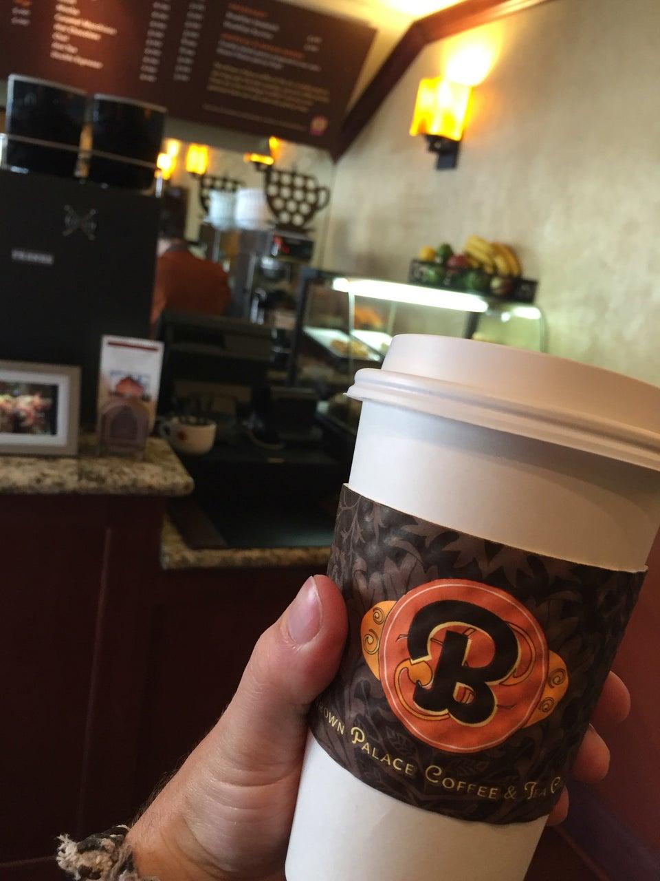 Brown Palace Coffee & Tea Co. 321 17th St, Denver