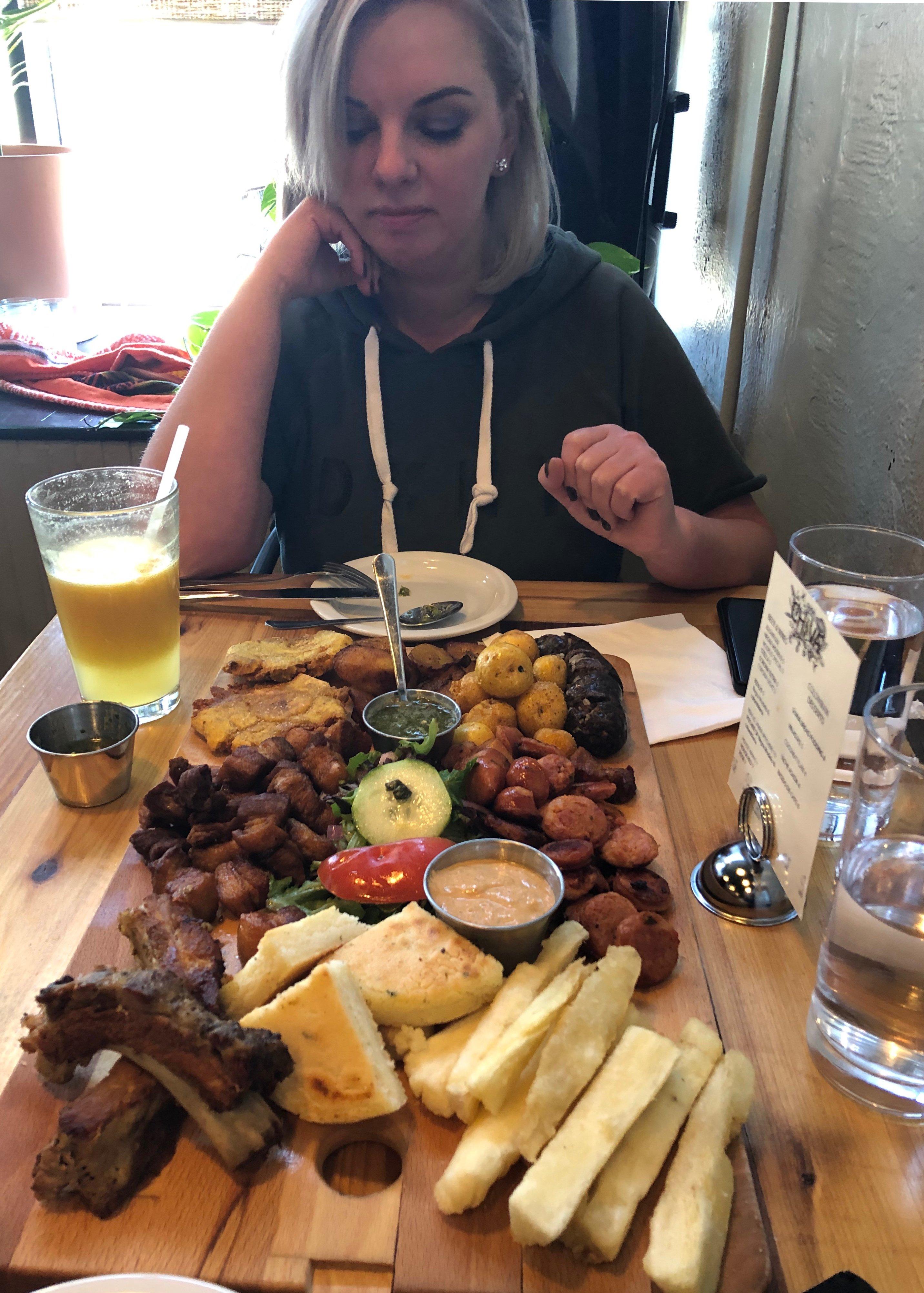 La Chiva Colombian Cuisine 1417 S Broadway, Denver