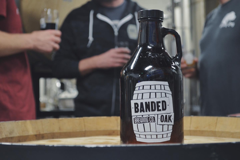 Banded Oak Brewing Company 470 Broadway, Denver