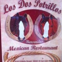 Los Dos Potrillos Mexican Restaurant - Littleton