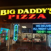 BIG DADDY'S PIZZA, WINGS and SHAKES