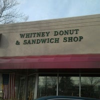 Whitney Donut And Sandwich Shop
