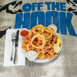 Still Off the hook seafood