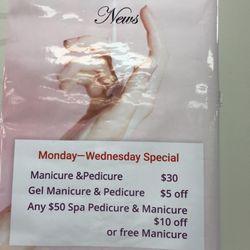 Yumi Nail Salon, Monroe, CT