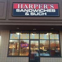 Harper's Sandwiches & Such