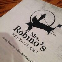 Mrs. Robino's