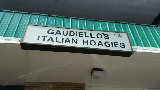 Gaudiello's Italian Hoagies