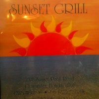 Sunset Grill Clearwater