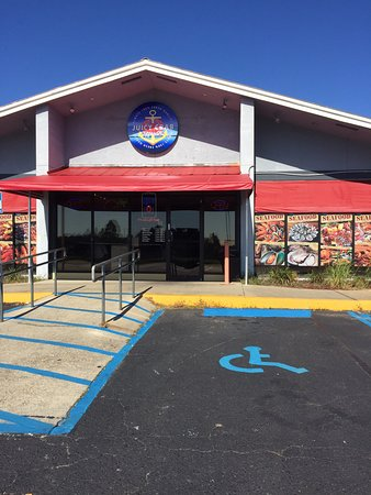 The J.C. Seafood House - Crestview