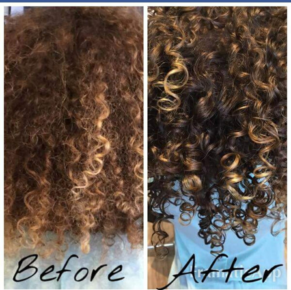 Curly Hair Studio by Danna