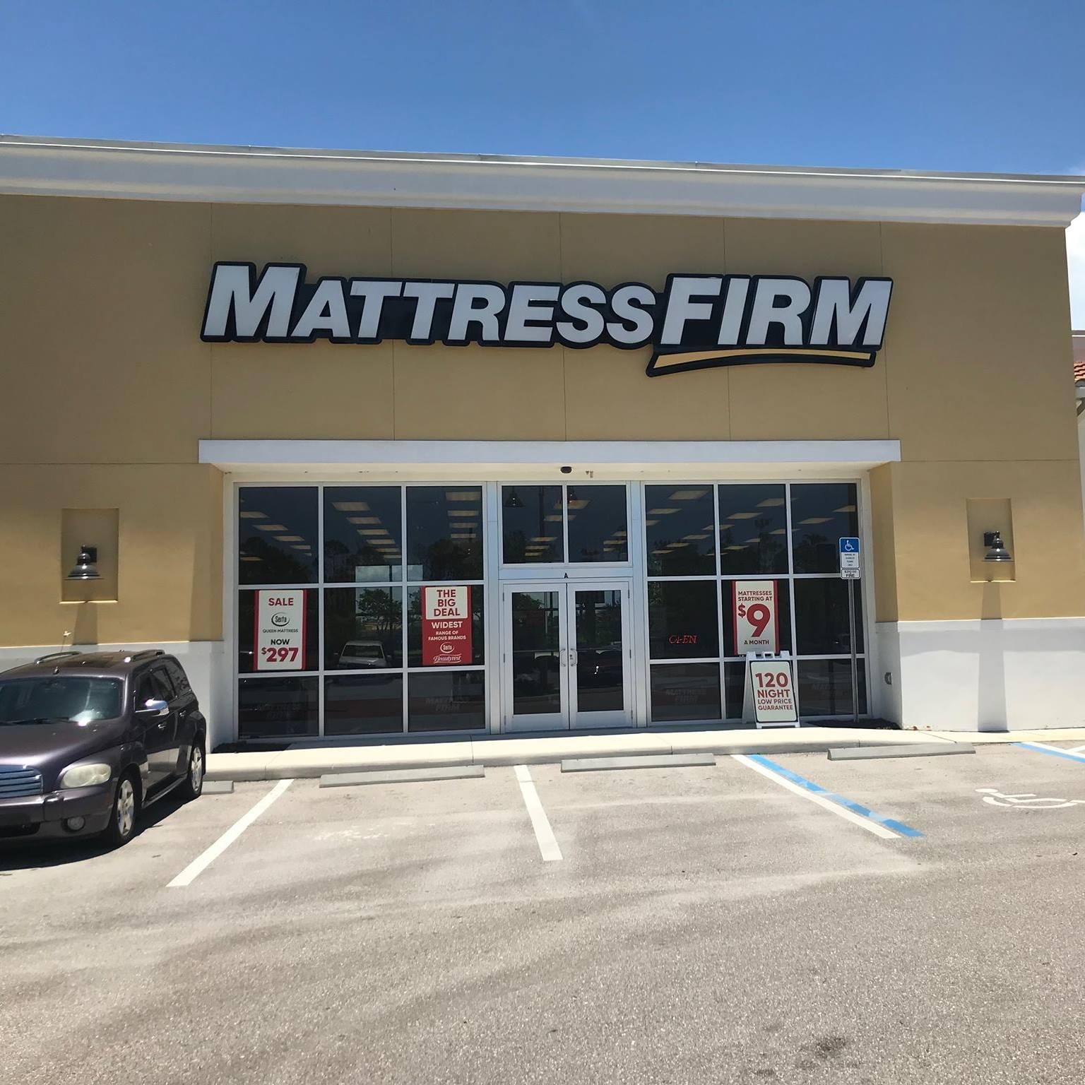 Mattress Firm 22911 Lyden Dr ste a, Estero