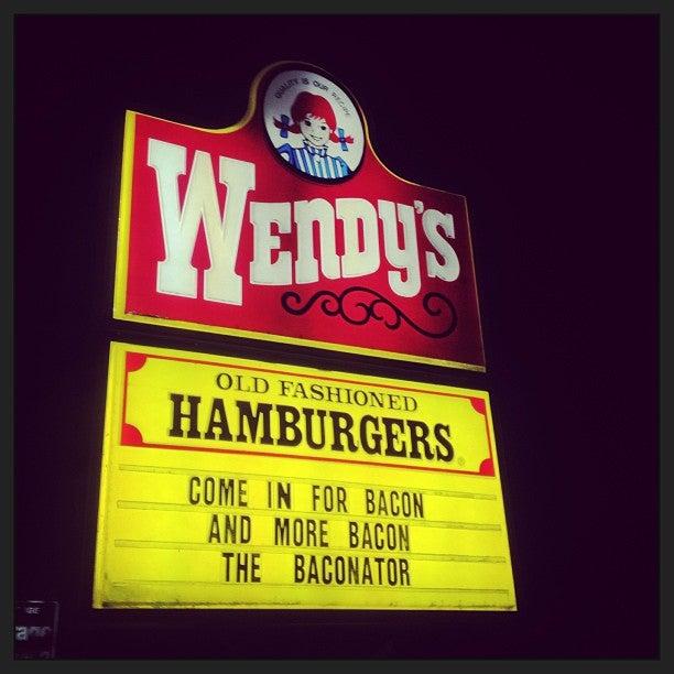 Wendy's 8661 Commons Way, Estero
