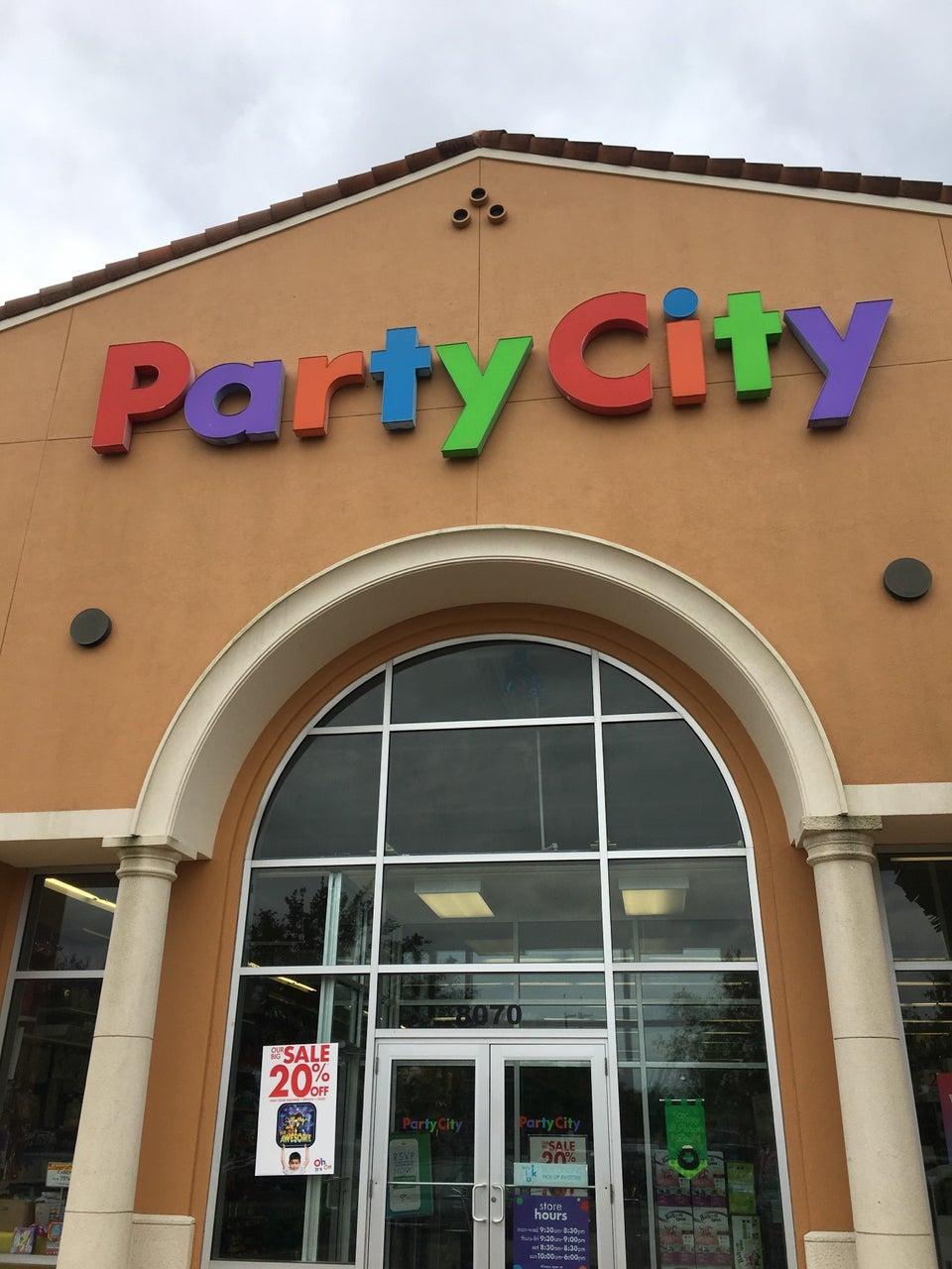 Party City 8070 Mediterranean Drive, Estero