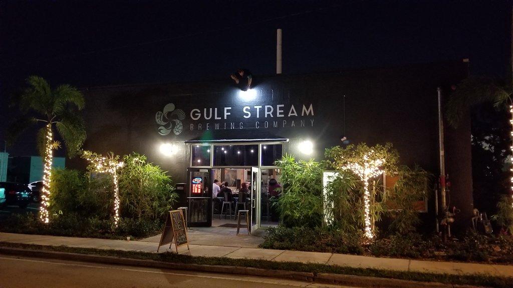Gulf Stream Brewery & Pizzeria